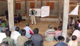 Lao community meeting